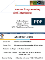 CS EEE F241 Introduction Jan 16th 2016