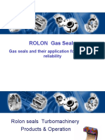 ROLON DRY GAS SEALS  PPT.ppt