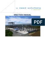 U Need Solutions - Erection Manual.docx