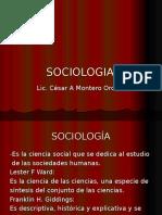 PIONEROS SOCIOLOGÍA