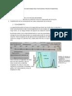 Análisis Multicomponentes Por Espectrofotometría