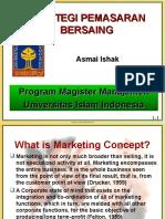 Strategi Pemasaran Bersaing -Meet 1