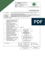 7.4.1.1. SOP Penyusunan Rencana Pelayanan Medic OKE