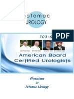 Physicians at Potomac Urology