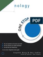 One Stop Doc Immunology - Stewart, John, Sadler, Amy