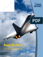 RAF Aircraft & Weapons 2013