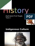 history aboriginal culture