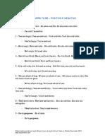 PDF Aula 1 Verbo to Be