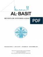 AL-BASIT. Revista de estudios albacetenses. (Artículos)