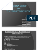 Final Ppt Laundry