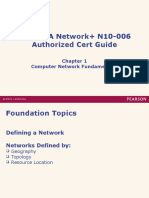 CompTIA Network+ N10-006 Authorized Cert Guide