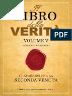 Il Libro Della Verità - Prepararsi per la Seconda Venuta - Volume V