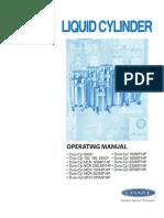 10642912 Liquid Cylinder Manual Cryo-DuraCyl (Contoh Tabung)