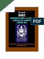 Aproximaciones a La Obra de j Ure Por Báez (Revisado y Ampliado) 2016