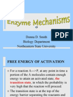 Enzyme Mechanisms