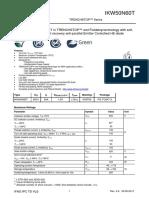 Infineon IKW50N60T DS v02 06 En