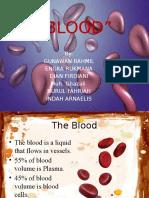 """Tugas Anatomi Fisiologi Manusia """"Blood"""""""