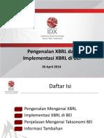 IDX XBRL Presentation 2014 Id