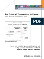 rben0193m The Future of Cogeneration in Europe