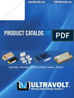 UV Modules Full Catalog