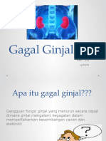 ppt Gagal Ginjal