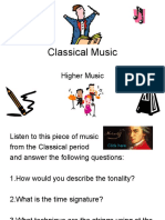 classical music ppt