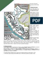Perú generalidades, mapa físico y económico