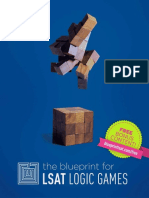 0984219900_The Blueprint for LSAT Logic Games