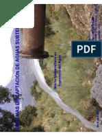 Agua Subterranea Sistemas de Captacion Selccion Tipos Proceso Contructivo