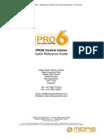 Midas Pro6 Manual