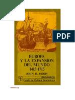 Parry John H. Europa y la expansion del mundo.pdf