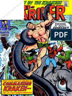 Prince Namor The Sub Mariner 27 Vol 1