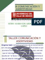 Taller Comunicacion y Asertividad (Feb.2003)