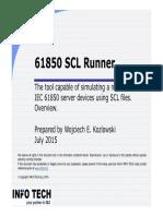 Info Tech 61850 Scl Runner