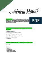 Aula Nº8 - Deficiência Motora