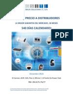 Catalogo de Productos de Cctv Control de Acceso y Alarma Enero 2016