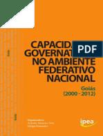 Livro Capacidades Governativas
