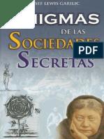 Sociedades Secre - JLG