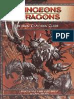 Dnd 4th Eberron Campaign Guide