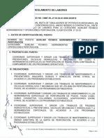 275303 Auxiliar Tecnico Herramientas y Operaciones Perforacion