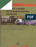 Politica y poder en la posrevolución mexicana, Miguel Angel Adame Cerón.pdf