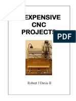 Inexpensive CNC Projects - Robert Davis
