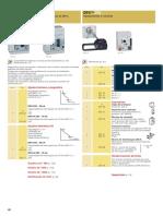 Disjuntores Termomagneticos e Eletronicos 250