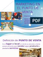 Marketing en El Punto de Venta-Victor Paredes Landauro