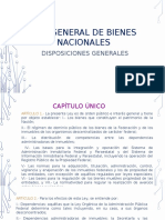 Ley General de Bienes Nacionales