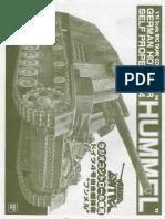 Bandai 1-16 Hummel