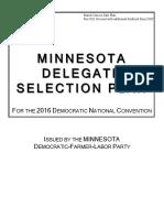 MinnesotaDemocratic_2016DelegateSelectionPlan