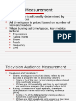 AudiAudience Measurement