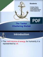 The Tanker Chartering Market