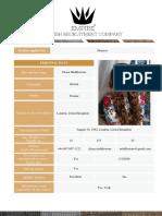 CV Example Empire Recruitment